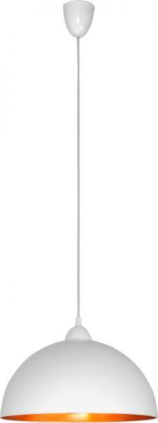 HEMISPHERE white - gold S 4893