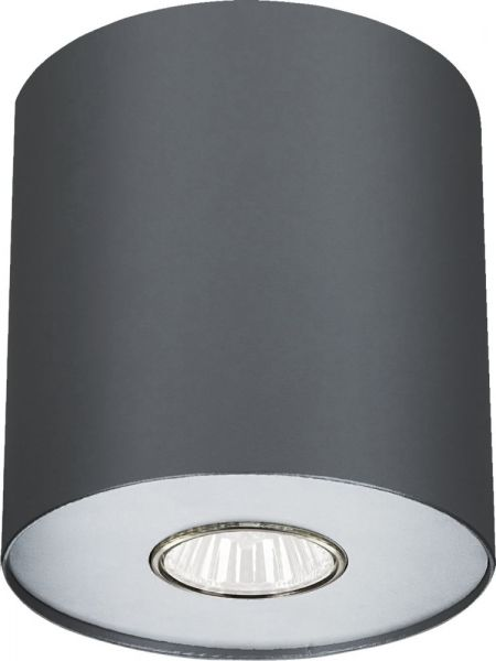POINT graphite-silver/graphite-white M 6007