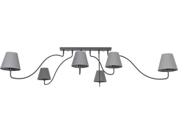 SWIVEL graphite VI plafon 6553