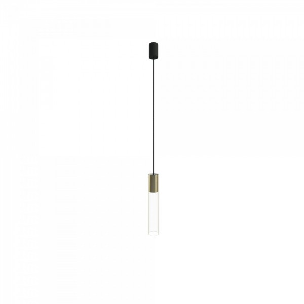 CYLINDER solid brass L 7867