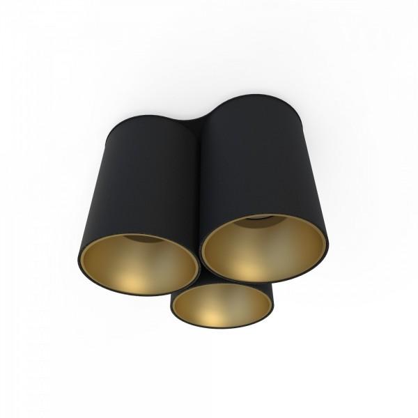 EYE TONE black-gold III 8092