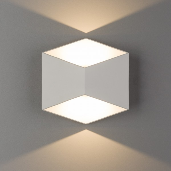 TRIANGLES LED white 8143