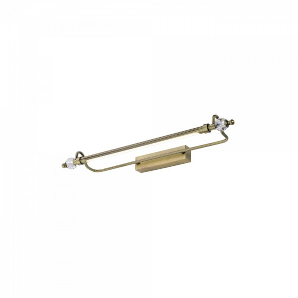 REMBRANT LED brass M 8166