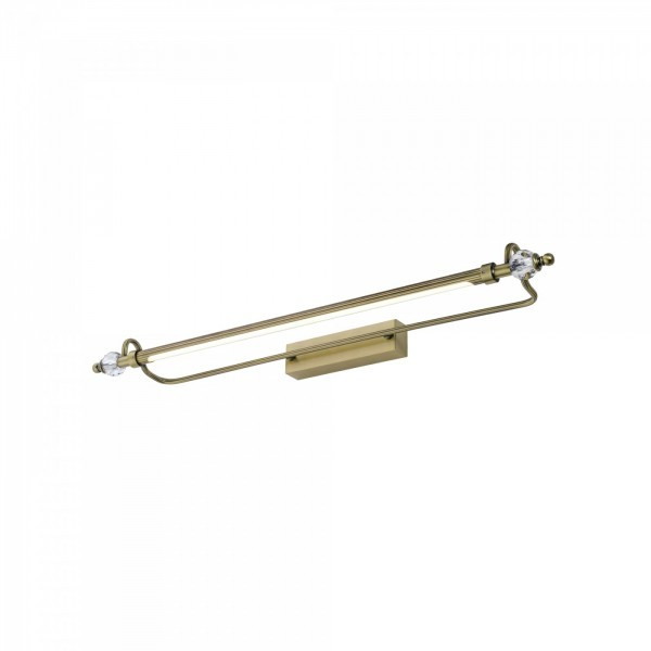 REMBRANT LED brass L 8167