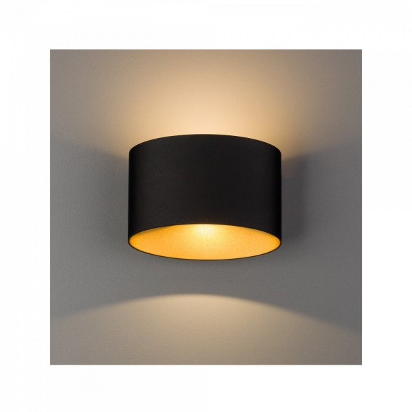 ELLIPSES LED black-gold 8181
