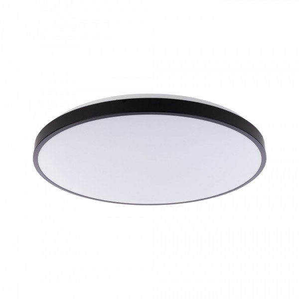 AGNES ROUND LED black L 3000K 8206