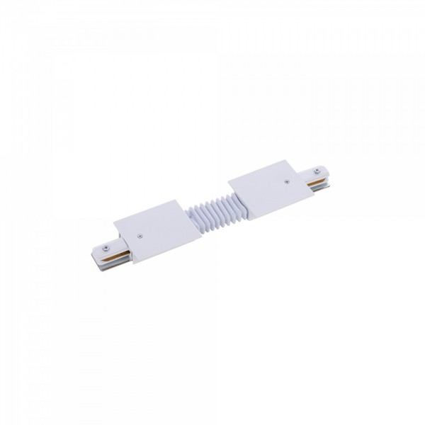 PROFILE RECESSED FLEX CONNECTOR white 8384