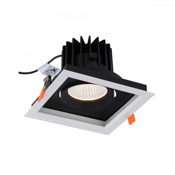 CL DIA LED 30W 3000K white-black 8720