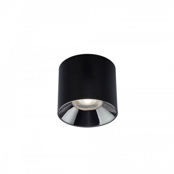 CL IOS LED 40W 3000K black 8724