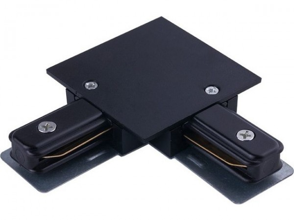 PROFILE RECESSED L-CONNECTOR black 8971