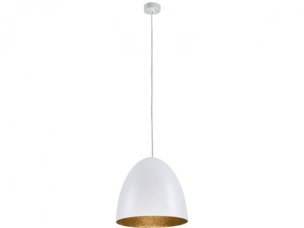 EGG M white-gold 9021