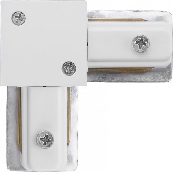 PROFILE L-CONNECTOR white 9456