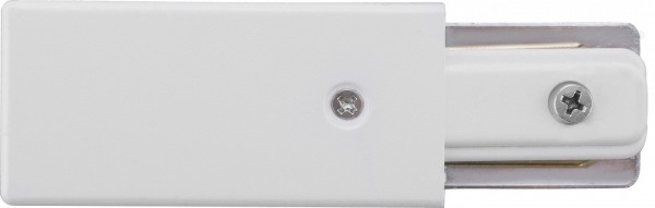 PROFILE POWER END CAP white 9462