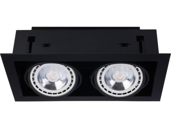 DOWNLIGHT ES111 black II 9570