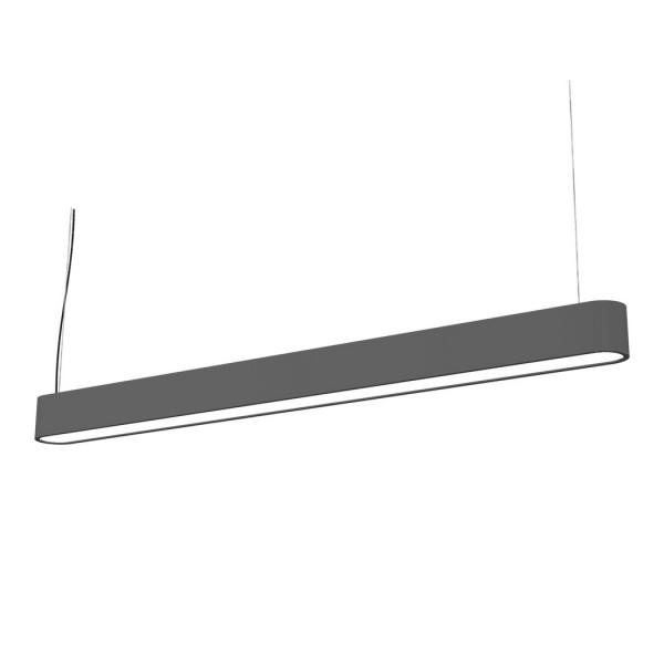 SOFT LED graphite 120x6 zwis 9543
