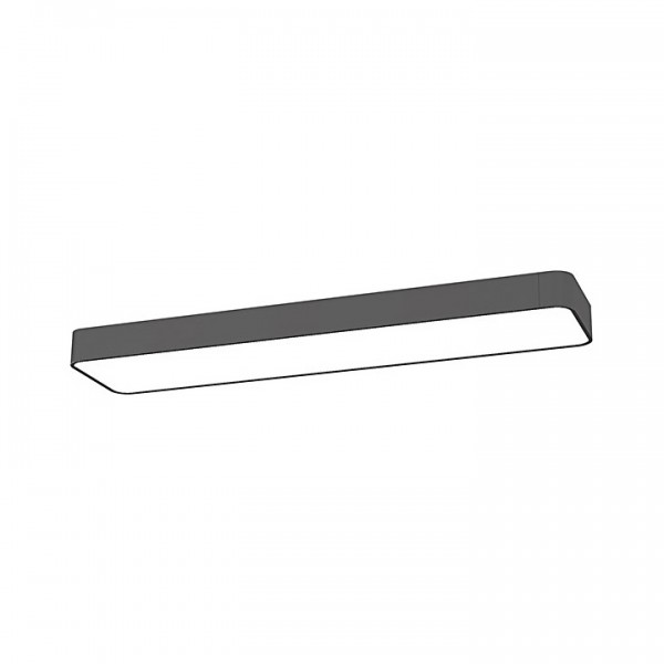 SOFT LED graphite 60x20 plafon 9532