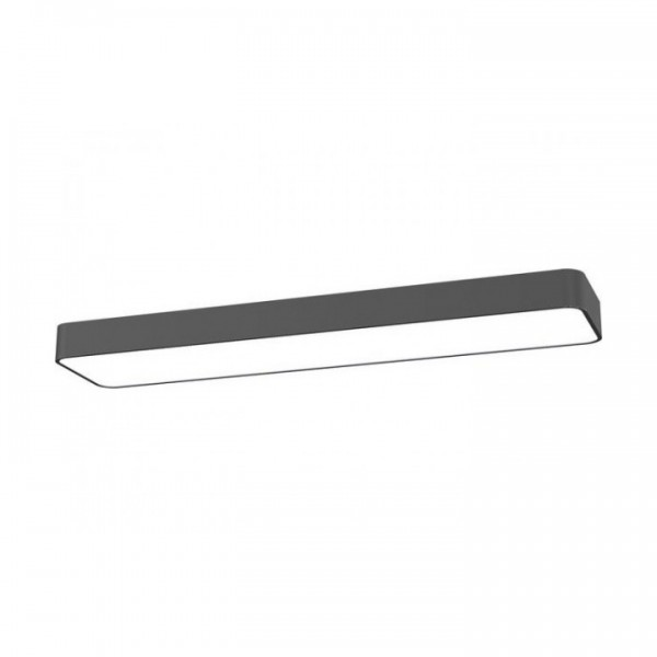 SOFT LED graphite 90x20 plafon 9531