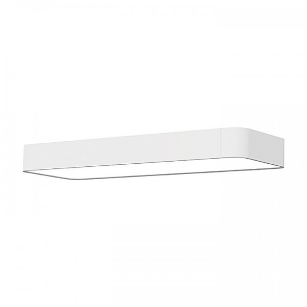 SOFT LED white 60x20 plafon 9534