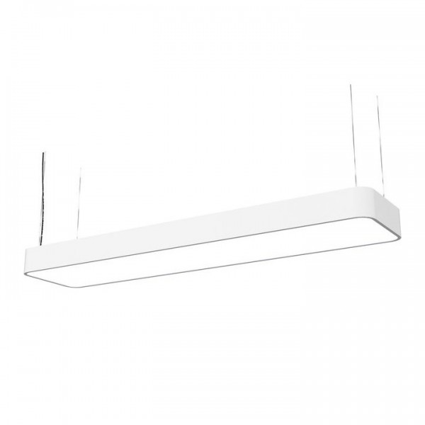 SOFT LED white 90x20 zwis 9544
