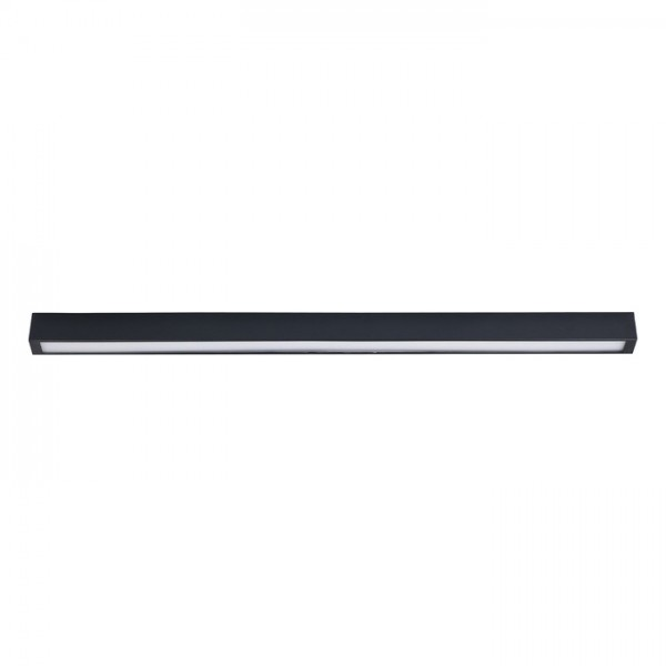 STRAIGHT CEILING LED graphite L 9628