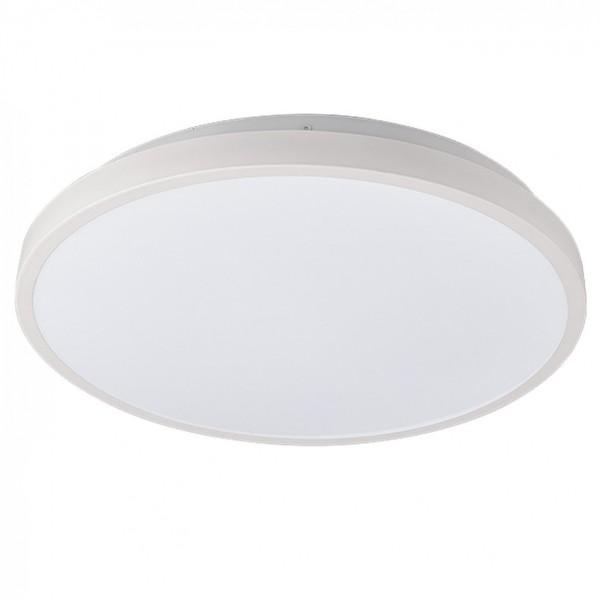 AGNES ROUND LED white S 9160