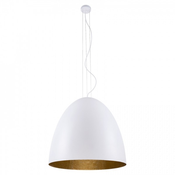 EGG L white-gold 9023